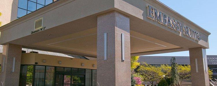 Hilton Hotels Embassy Suites