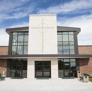 St. James Church Entrance