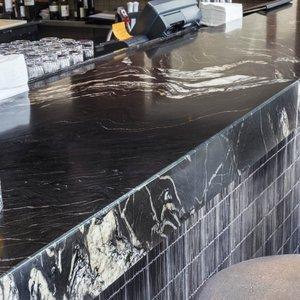 StonePly Bar Top At Intercontinental Hotel San Francisco