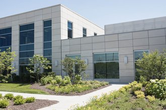 Exterior image of Delnor Hospital's North Expansion