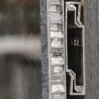 Interlocking Channel Installation